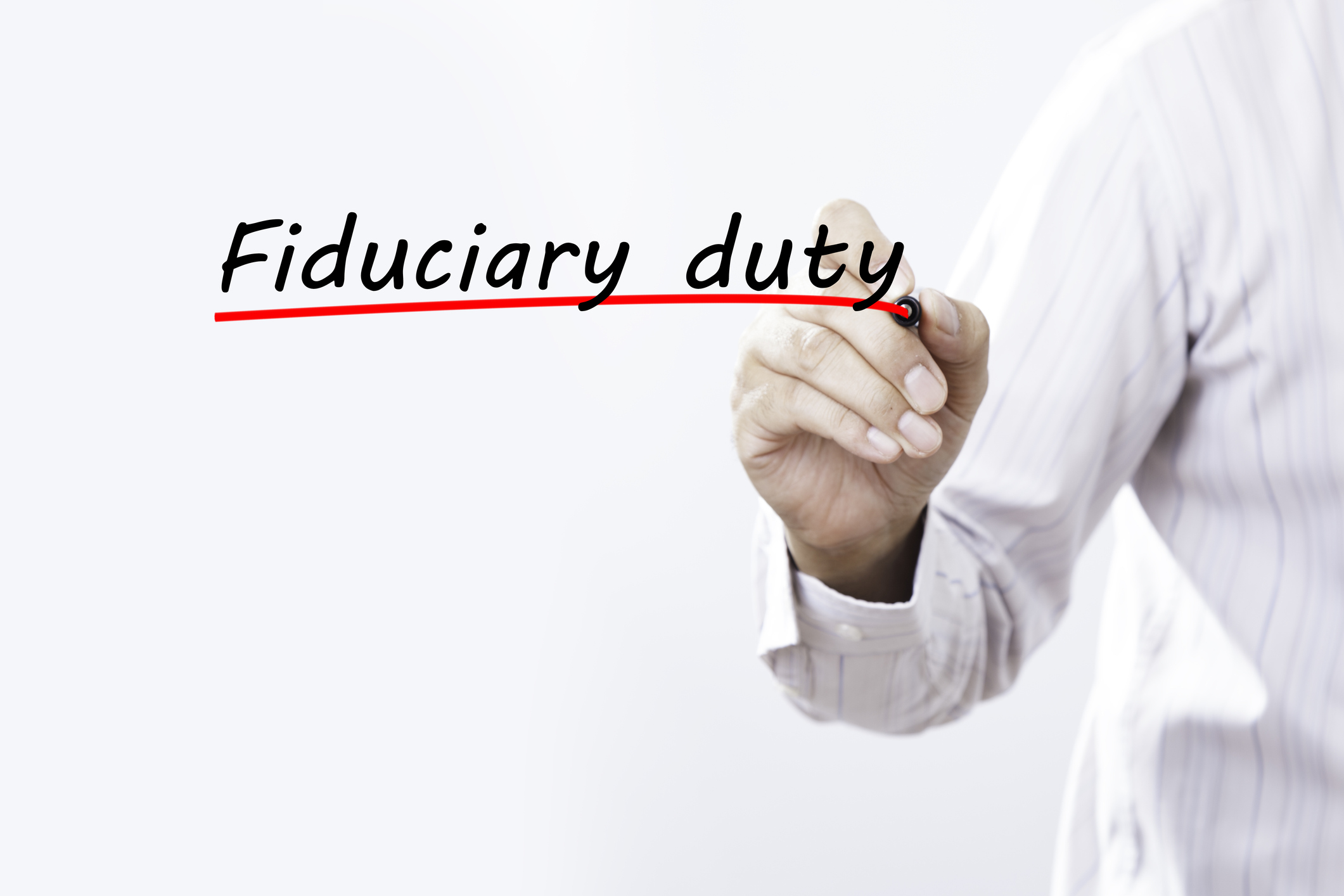define the word duty of care
